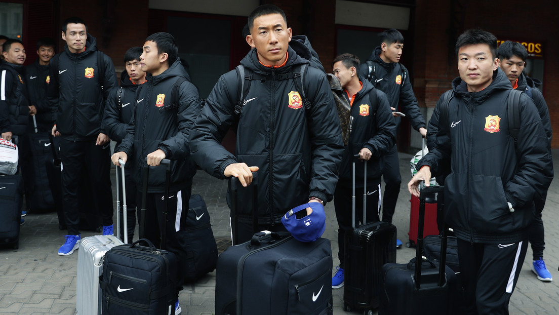 El Wuhan Zall, equipo chino que lleva más de un mes en España sin poder volver a casa, asistirá al 'clásico' invitado por el Real Madrid