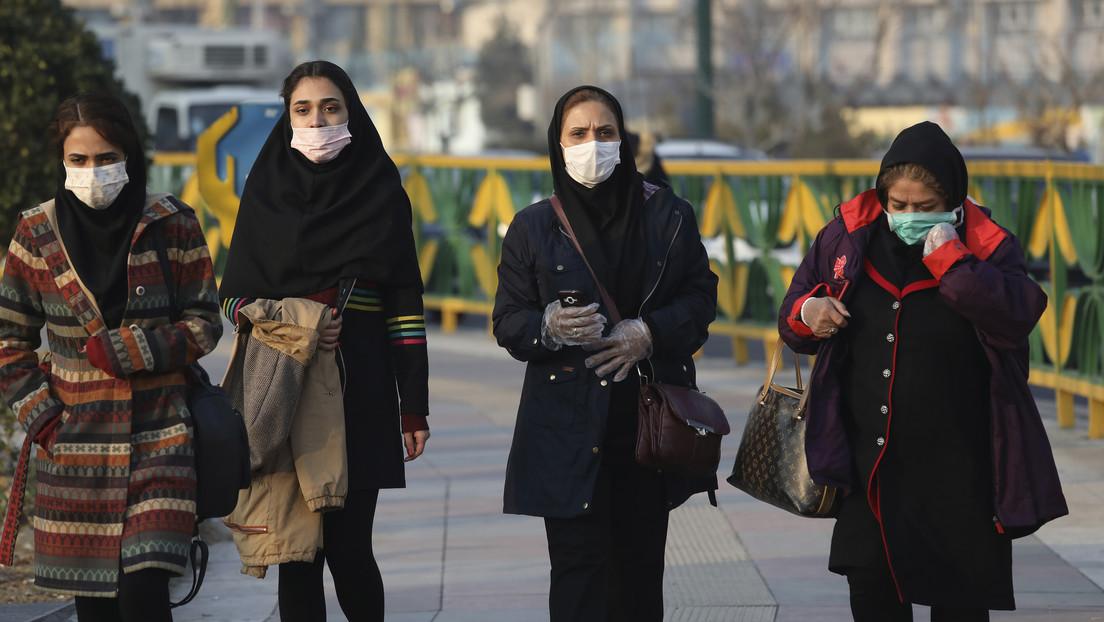 Asciende a 54 el número de muertos por el coronavirus en Irán y a casi 1.000 los infectados