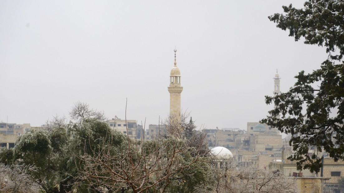 Los militares rusos dicen que no pueden garantizar la seguridad de los vuelos de aviones turcos sobre Siria