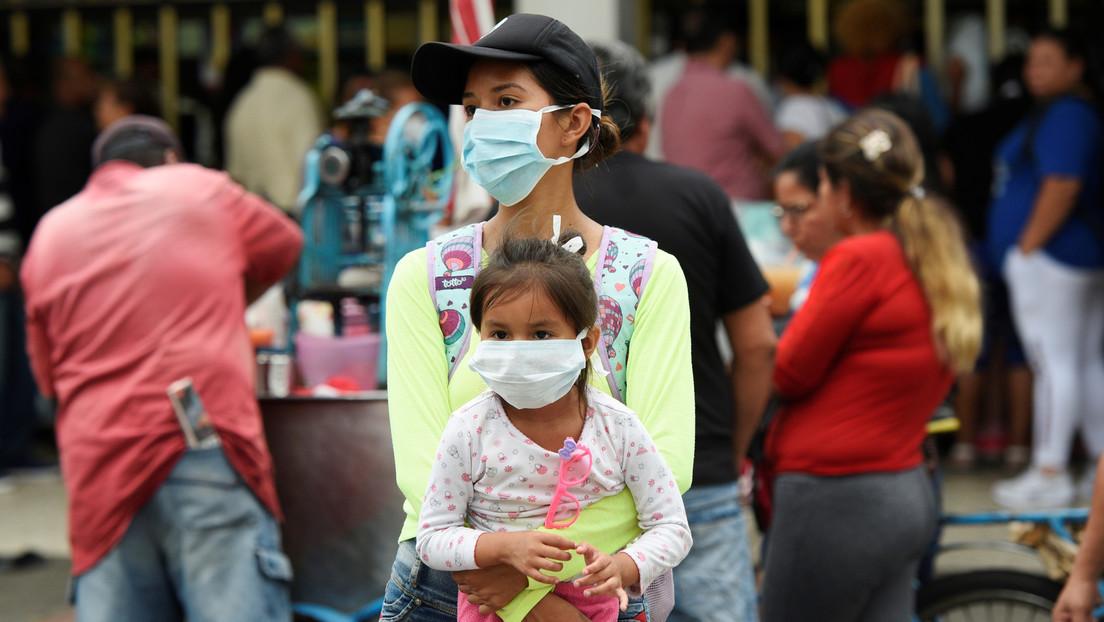 Ecuador registra cinco nuevos casos de infección por coronavirus