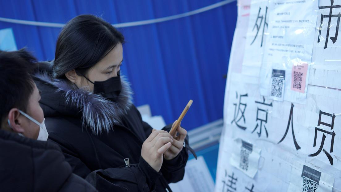 El número de muertos por el coronavirus en China se acerca a los 3.000