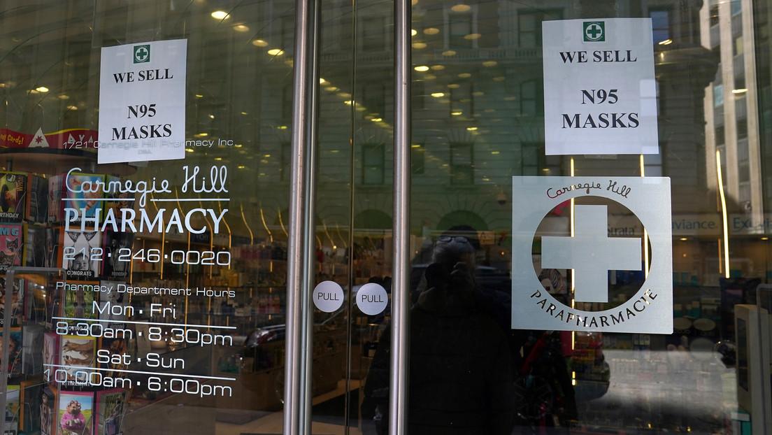 Nueva York registra su primer caso de coronavirus