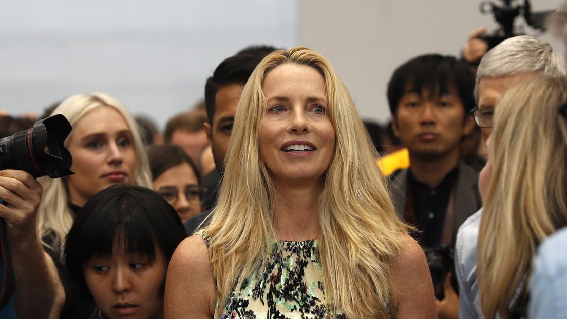 La viuda de Steve Jobs afirma que sus hijos no recibirán ninguna herencia