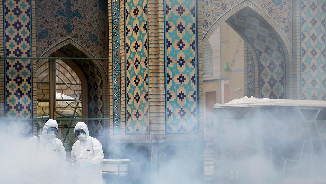 Irán podría castigar con pena de muerte el acaparamiento relacionado con el coronavirus