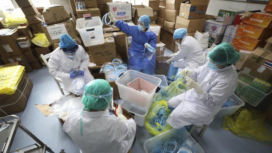 EE.UU. investiga un defecto de fabricación en algunos kits de pruebas usados para el diagnóstico del coronavirus