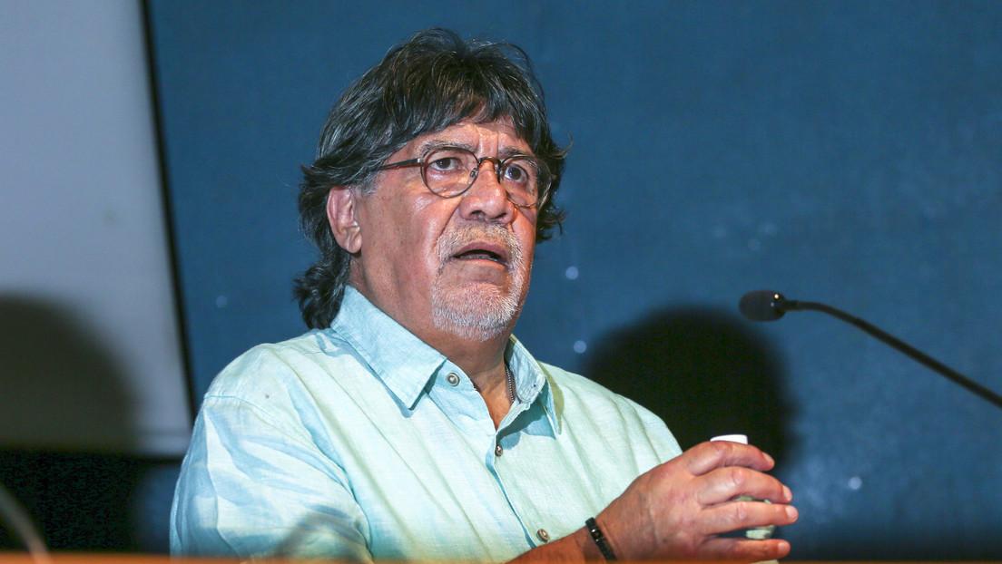 Escritor chileno Luis Sepúlveda está infectado con coronavirus en España