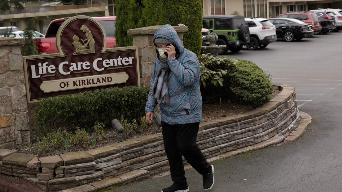 """Dan de alta """"por error"""" a un paciente con coronavirus en EE.UU."""