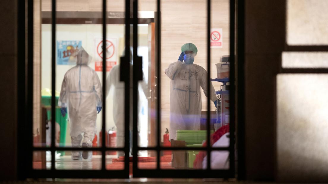China cierra uno de los hospitales temporales que construyó en Wuhan