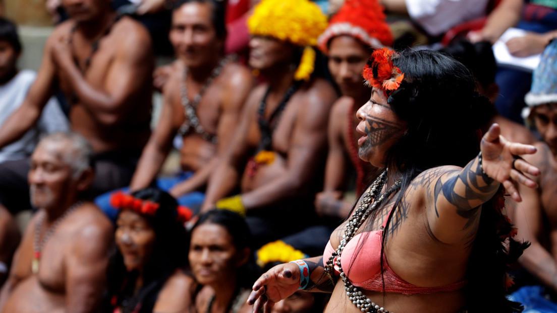 Indígenas en Brasil organizan sus propias patrullas de vigilancia contra la explotación ilegal de recursos thumbnail