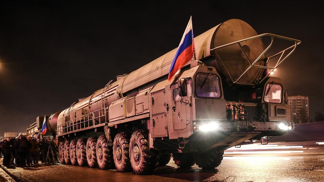 """Putin: Rusia está creando las condiciones """"para que a nadie se le pase por la cabeza"""" pelear contra ella"""