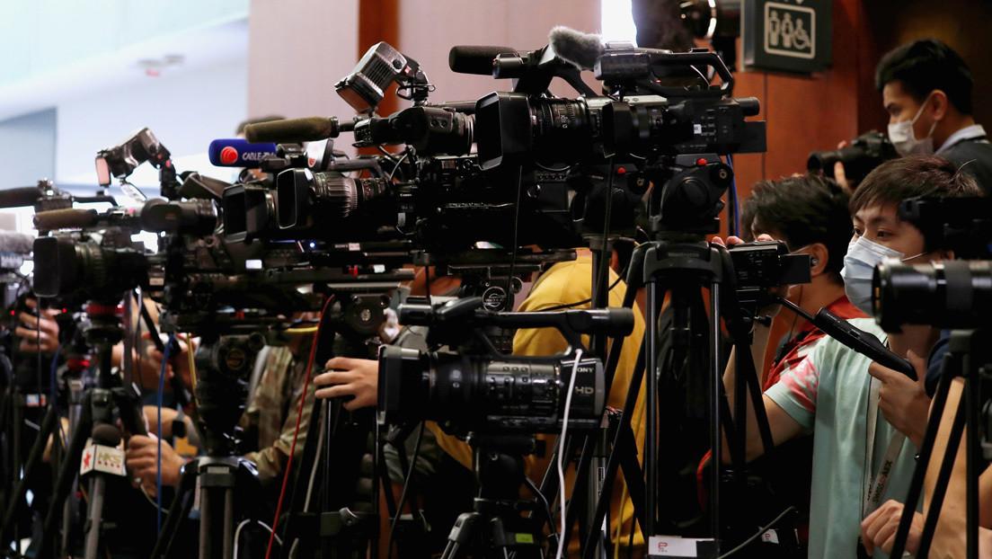 EE.UU. reducirá el número de periodistas chinos acreditados en el país y limitará la duración de su estadía