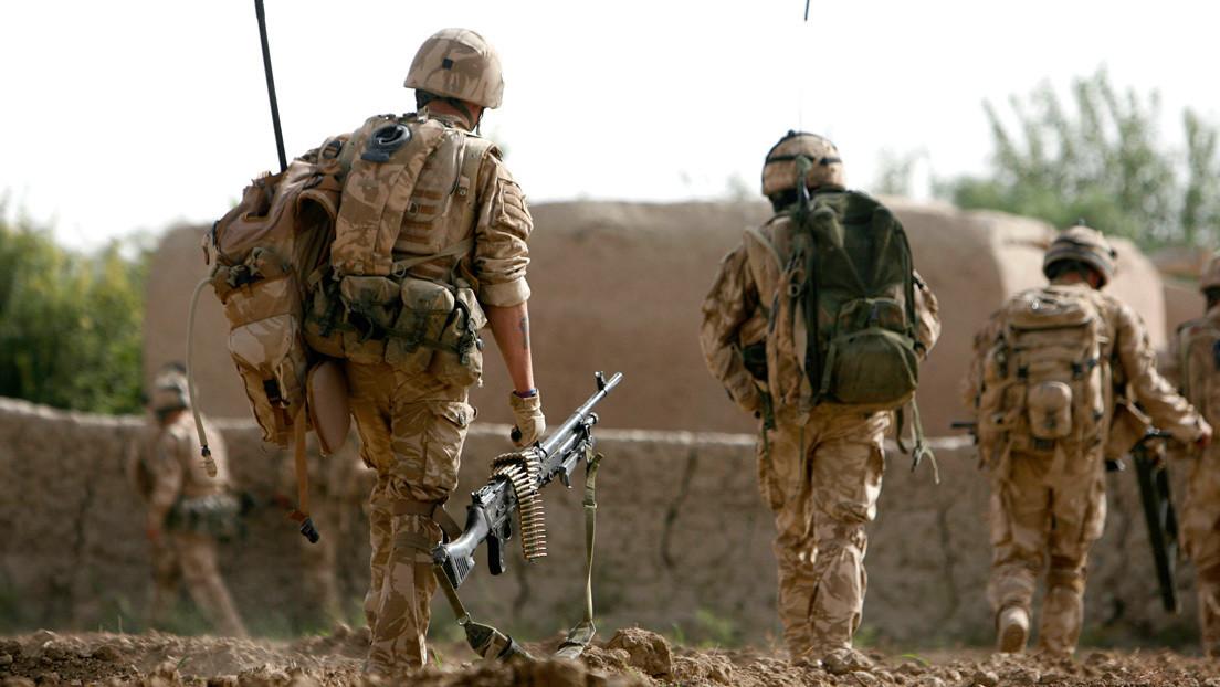 Se registra una ola de suicidios entre soldados de Reino Unido que sirvieron en Afganistán