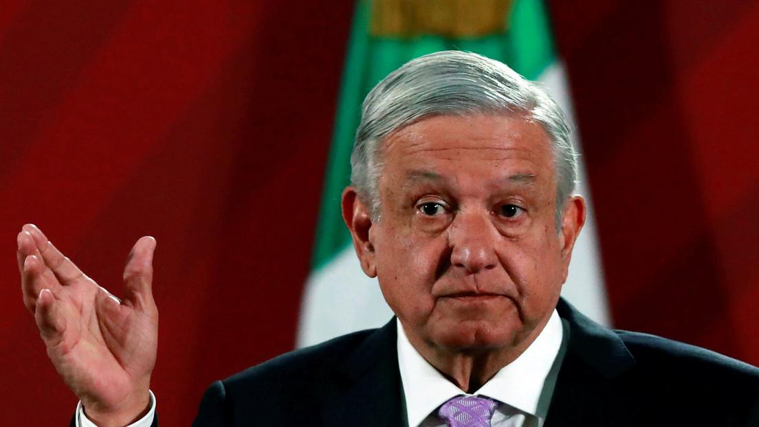 López Obrador sufre una caída en la aprobación ciudadana en México (y él la atribuye a su lucha anticorrupción)