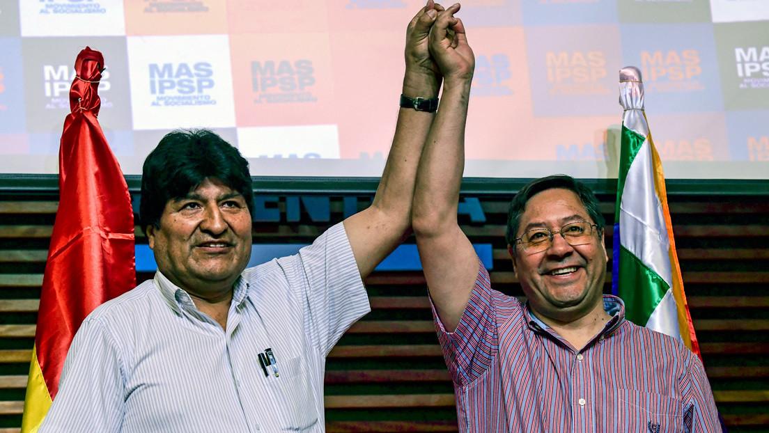 El partido de Evo Morales lidera la intención de voto para las presidenciales de Bolivia