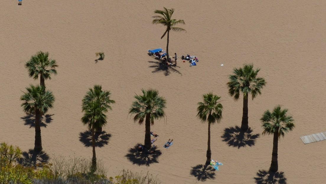 El cambio climático podría acabar con la mitad de las playas del mundo para el 2100