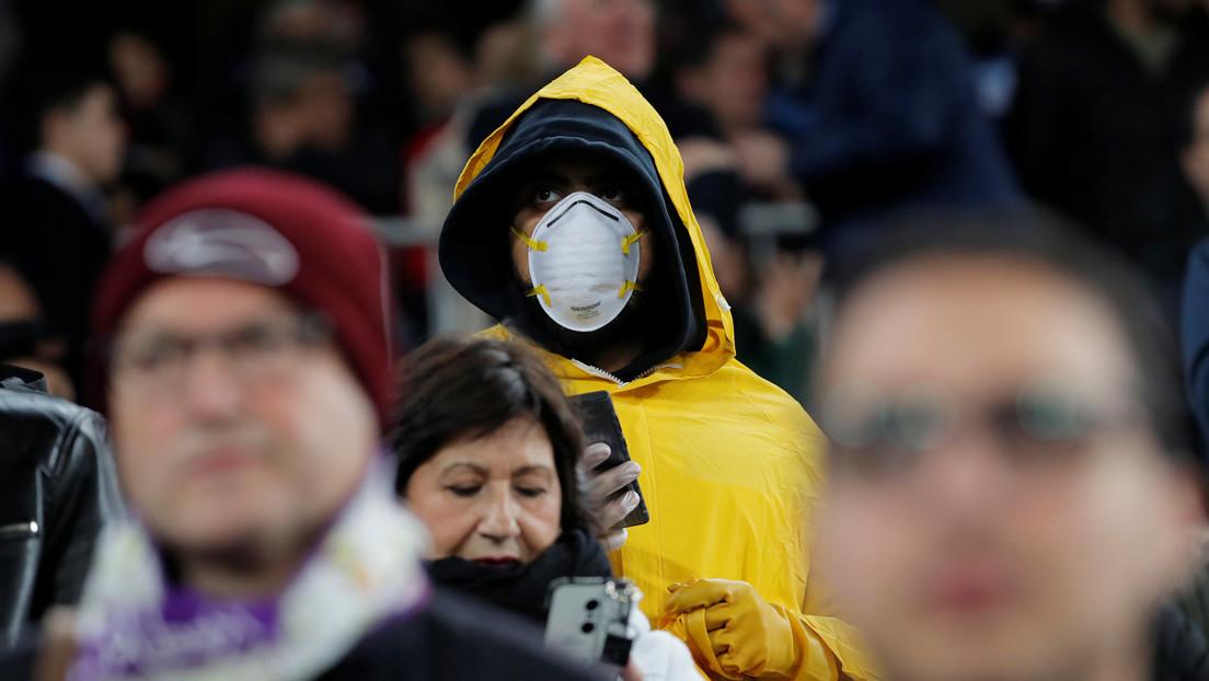 España aumenta las medidas por el coronavirus: se jugarán a puerta cerrada los partidos con equipos que provengan de zonas de riesgo