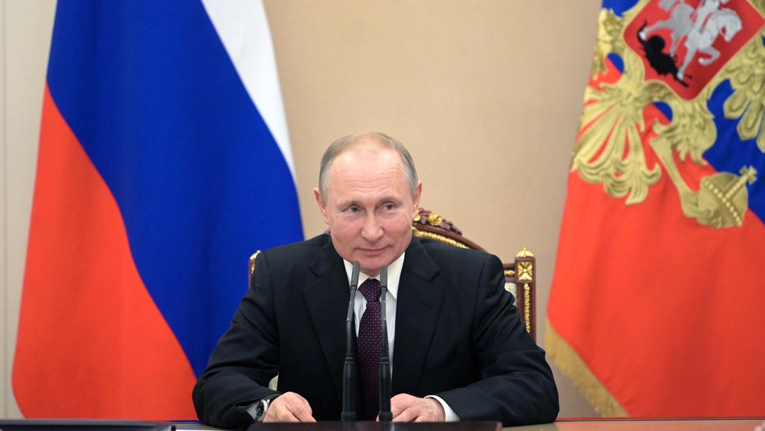 Una mención a Dios, integridad territorial y el concepto de matrimonio: Putin presenta sus enmiendas a la Constitución rusa