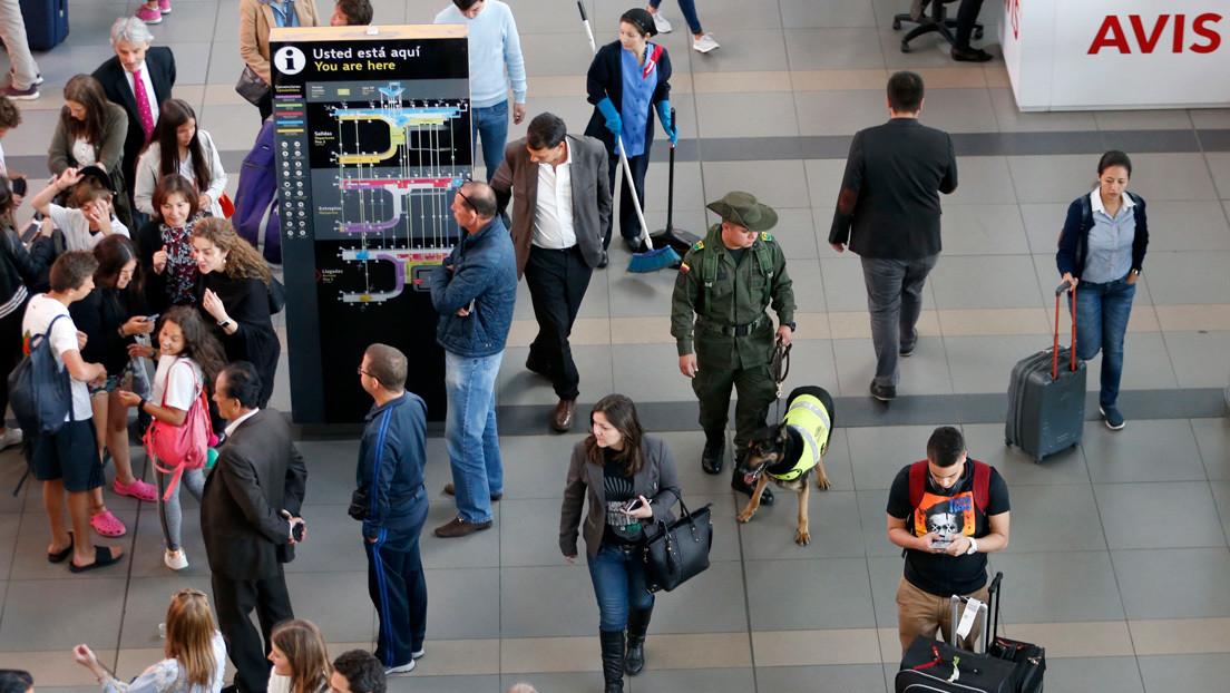 Colombia exige declaración de salud a viajeros e intensifica filtro a pasajeros provenientes de países con casos de coronavirus