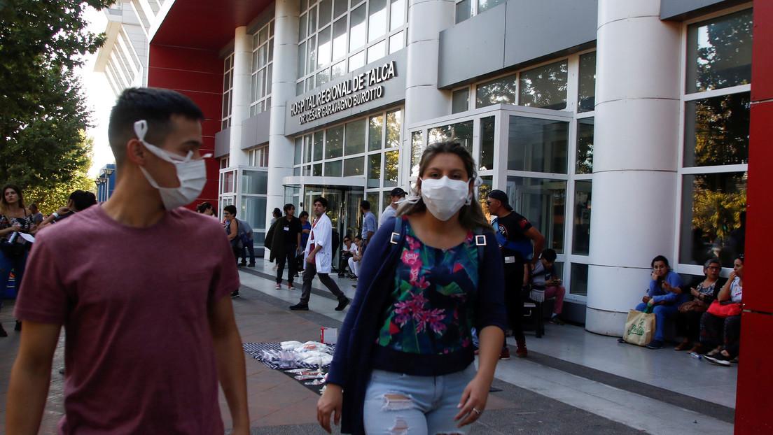 Comuna chilena suspende el inicio de clases tras confirmarse primer caso de infección por coronavirus