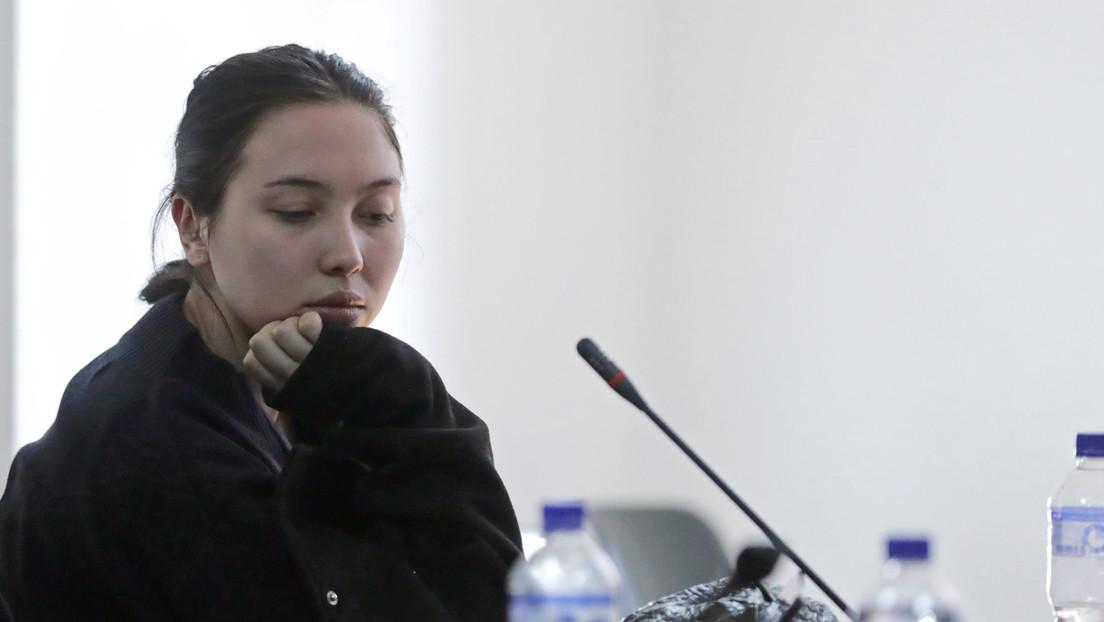 Fiscalía colombiana acusa a la hija de la excongresista Aída Merlano de colaborar en su fuga