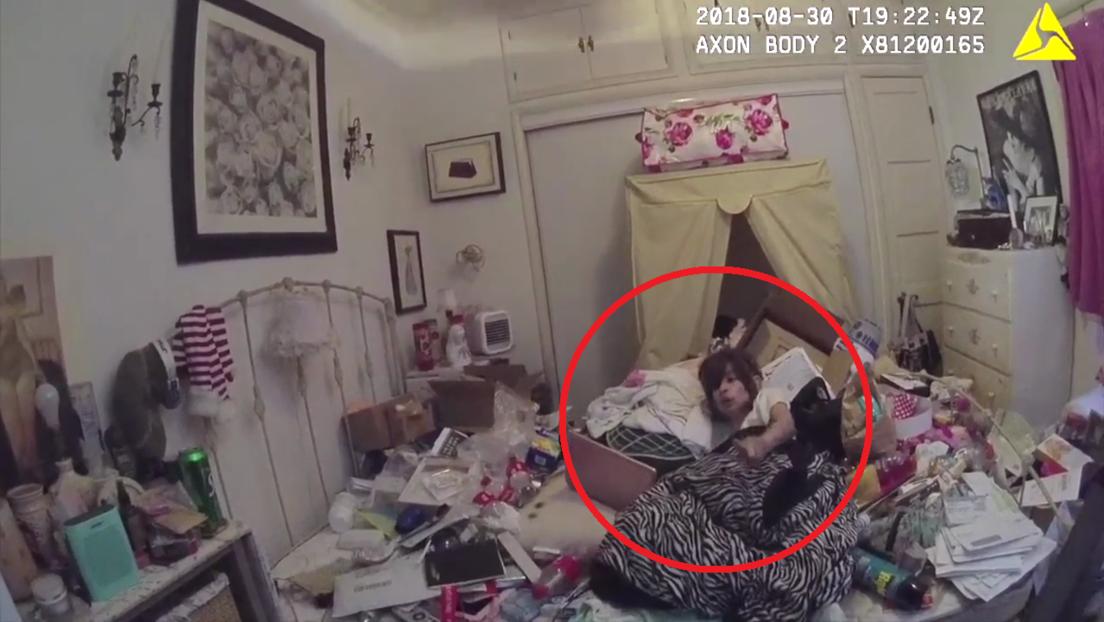 """""""¡Mátenme!"""": con un arma falsa en las manos se hizo abalear por la policía una actriz estadounidense (VIDEO)"""