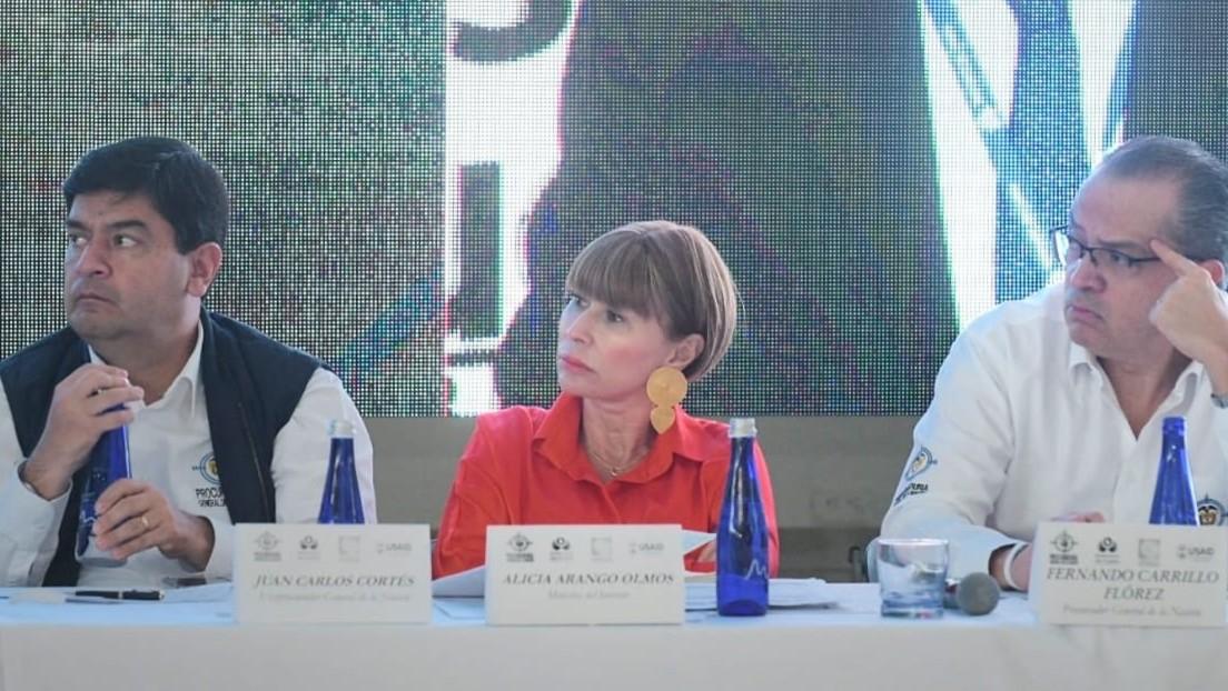 """""""Mueren más personas por robo de celulares que por ser defensores de DD.HH."""": La insólita comparación de la ministra de Interior de Colombia"""