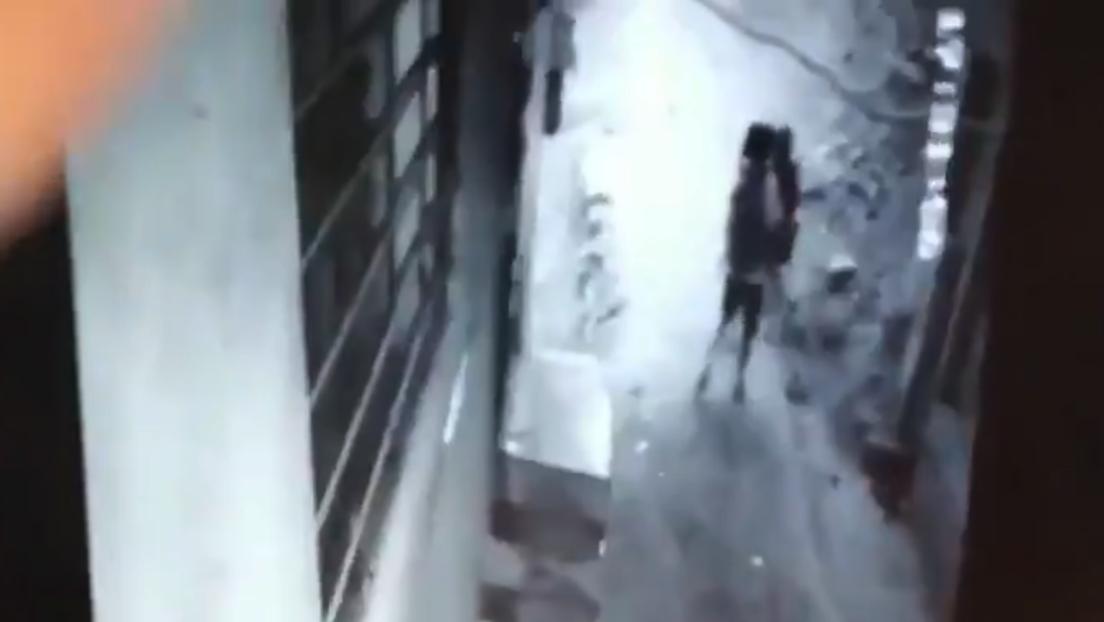 VIDEO: Un adolescente de 15 años secuestra, asesina y deja en un costal a una niña de 4 años en Perú