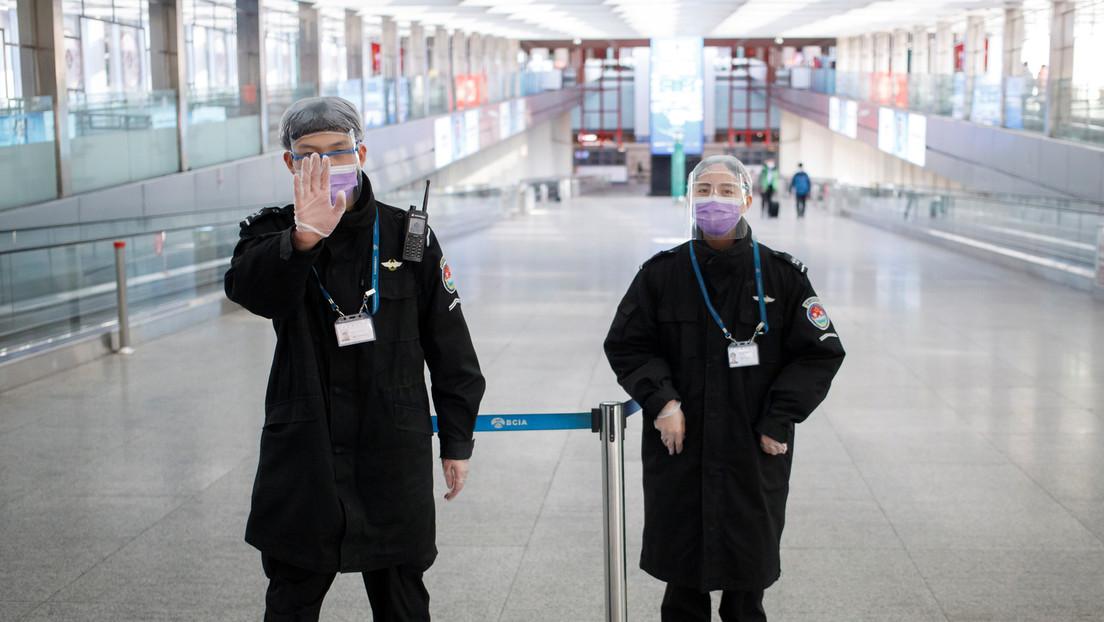 Pekín pondrá en cuarentena a los viajeros de países con graves brotes de coronavirus ante un aumento de casos importados en China