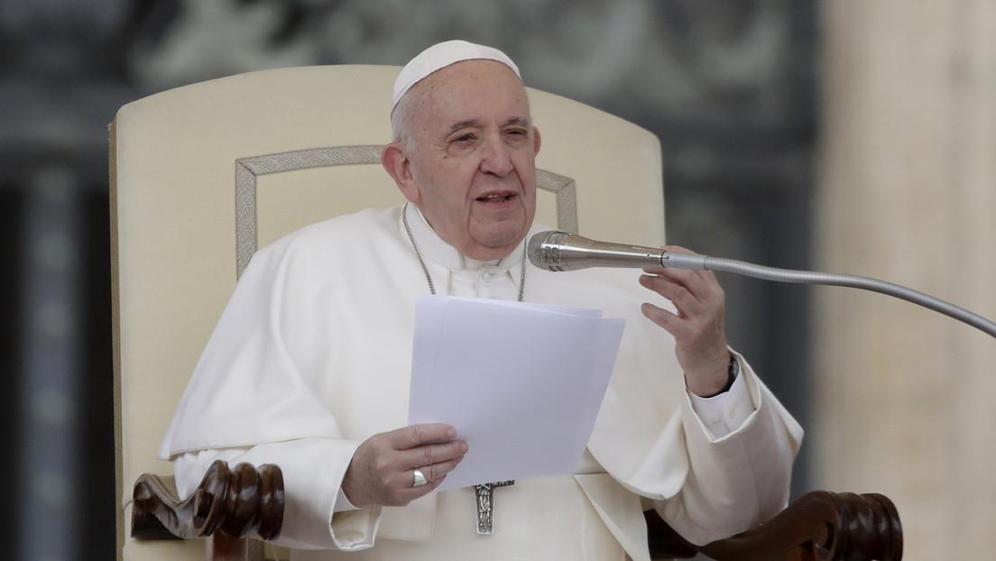 El papa Francisco se somete a la prueba del coronavirus y da negativo