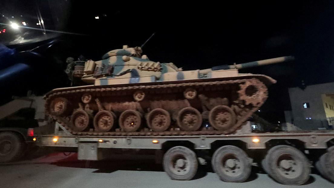 Erdogan asegura haber pedido municiones a Trump para la operación de Turquía en Idlib