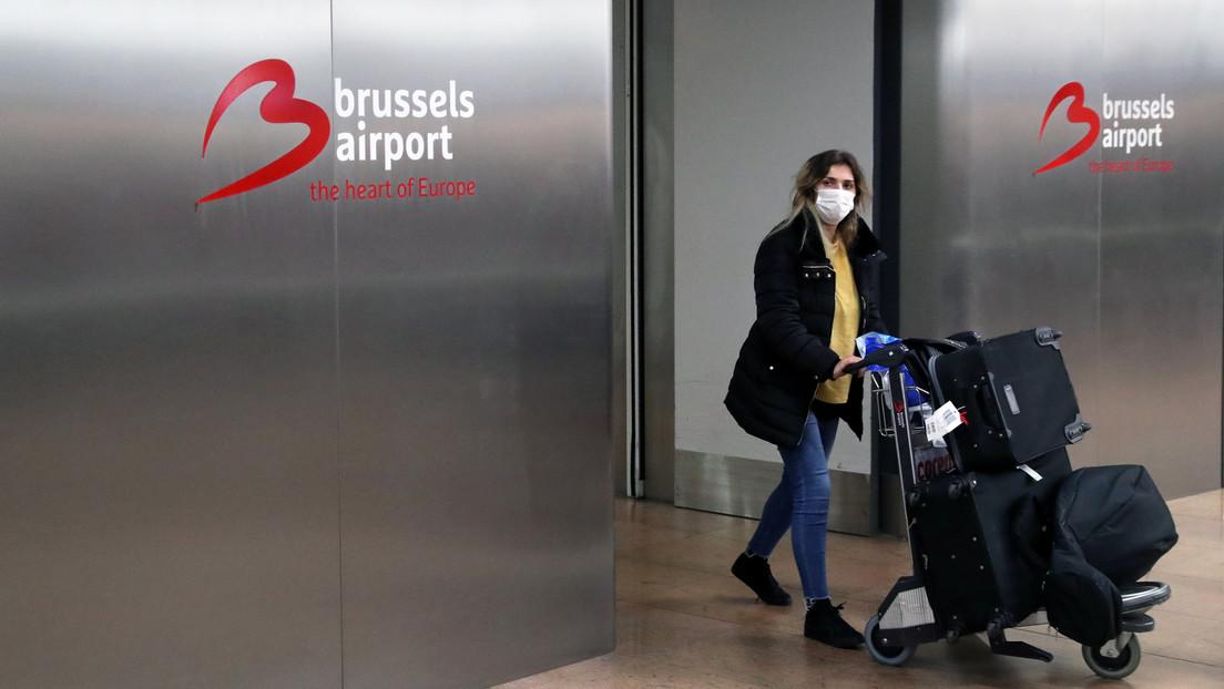 Confirman el primer caso de coronavirus dentro de las instituciones de la Unión Europea