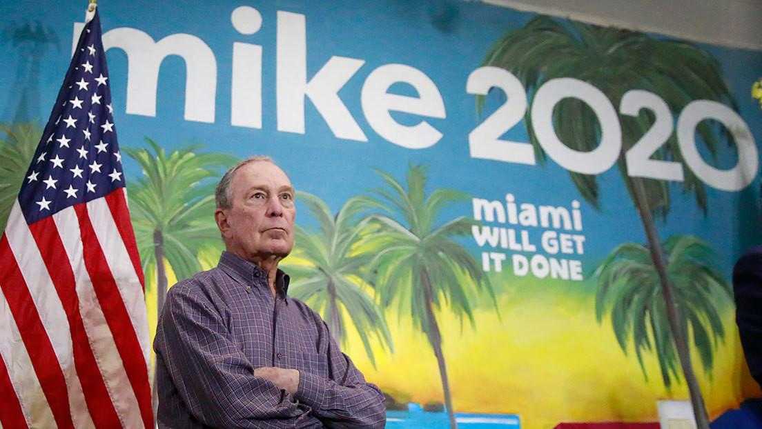 Michael Bloomberg abandona la carrera por la presidencia de EE.UU.