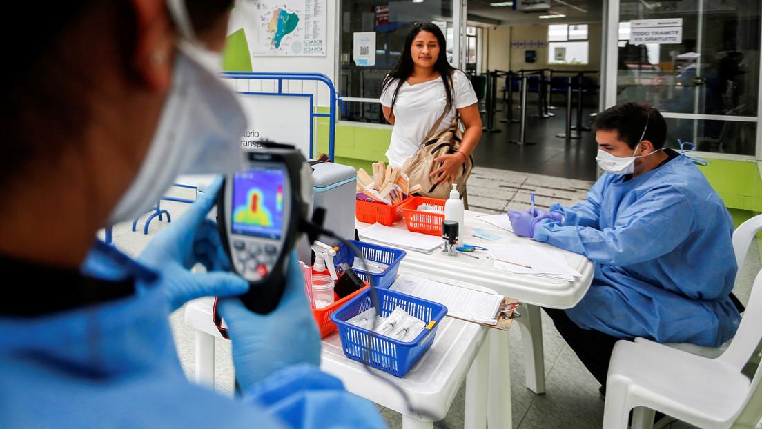 Ecuador confirma tres nuevos casos de coronavirus y la cifra total de infectados asciende a 10
