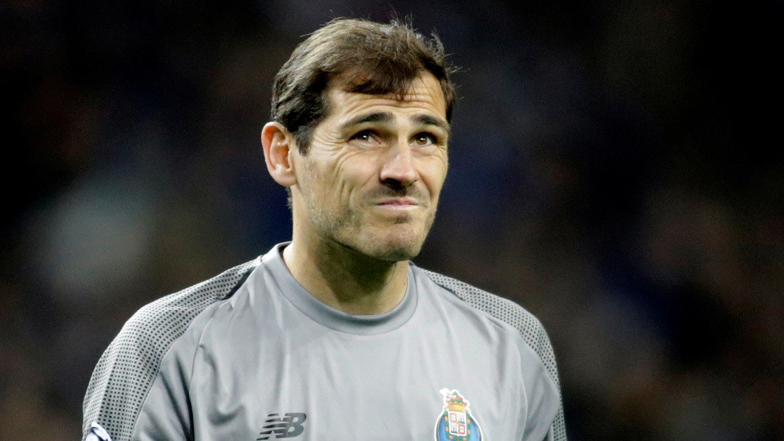 Registran el domicilio de Iker Casillas en la mayor redada contra el fraude en el fútbol portugués thumbnail
