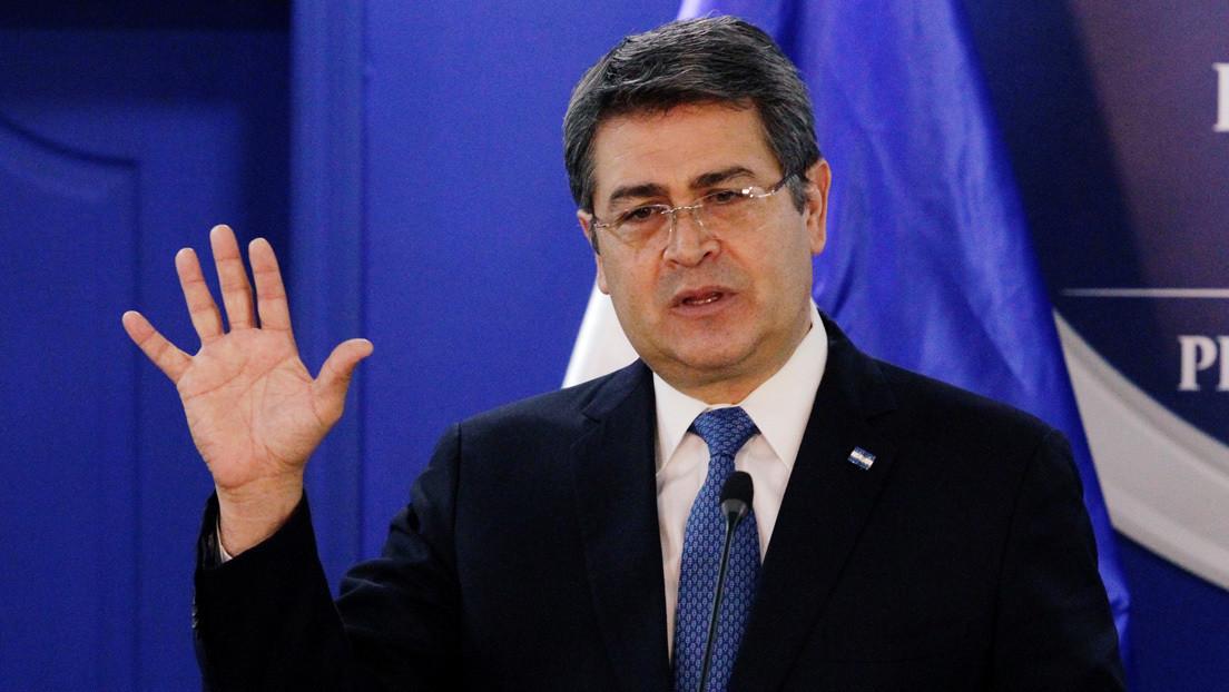 Fiscal de EE.UU. señala al presidente de Honduras de recibir un soborno de 25.000 dólares de un narcotraficante