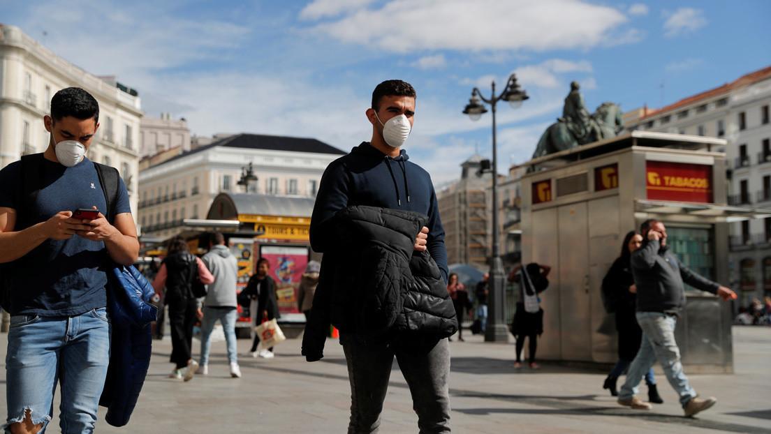 Segundo muerto en España por coronavirus: un hombre de 82 años del País Vasco