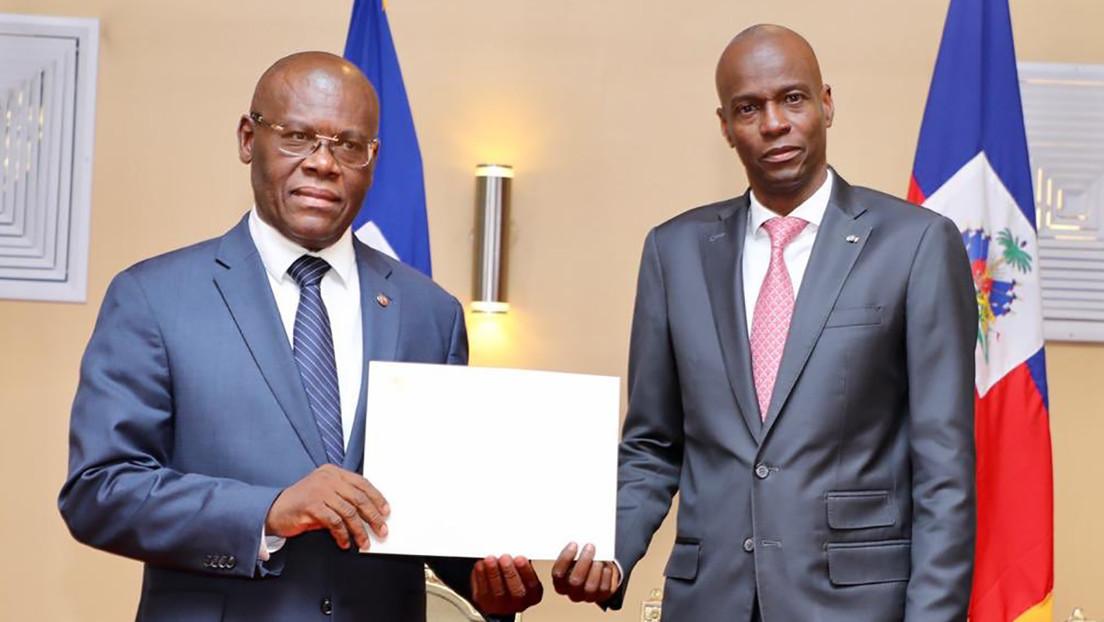 Joseph Jouthe es investido como primer ministro de Haití sin pasar por el Parlamento