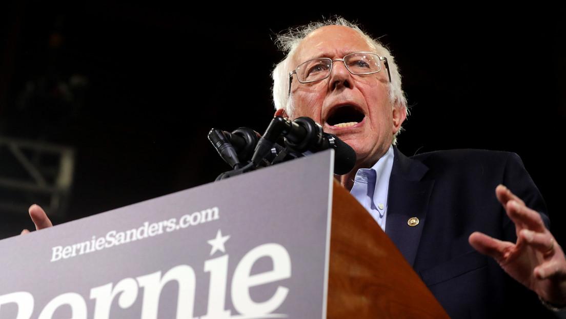"""""""Son los multimillonarios los que financian tu campaña"""": Bernie Sanders envía una respuesta contundente a Joe Biden"""