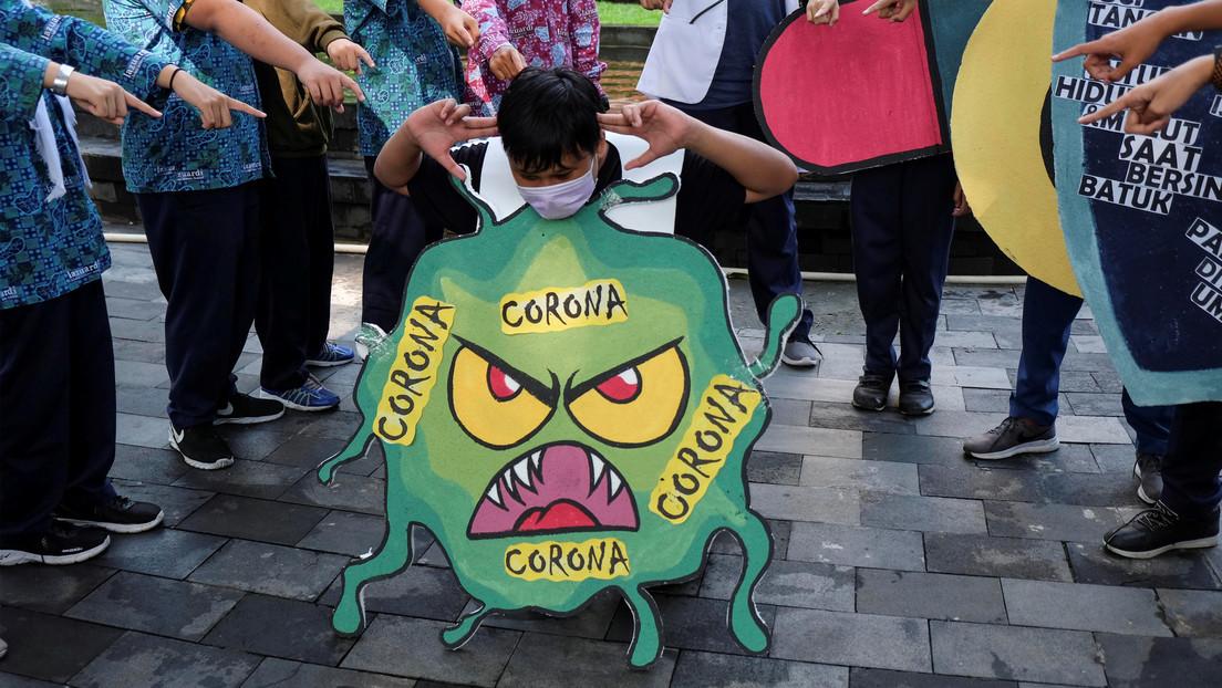 Indonesia planea alojar a los infectados por el coronavirus en una isla desierta