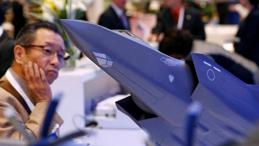 Lockheed Martin suspende la producción de los cazas F-35 en Japón debido al coronavirus