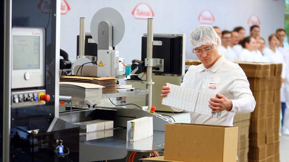 La mayor farmacéutica japonesa desarrolla un fármaco para tratar el coronavirus