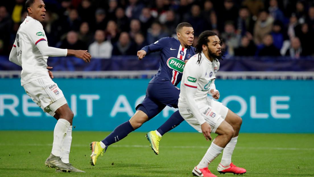 VIDEO: El golazo de Mbappé que está dando la vuelta al mundo y hace tendencia a Ronaldo Nazario en las redes