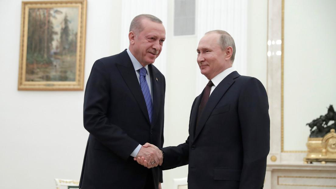 Putin y Erdogan se reúnen en Moscú: ¿conseguirán resolver la crisis de Idlib?