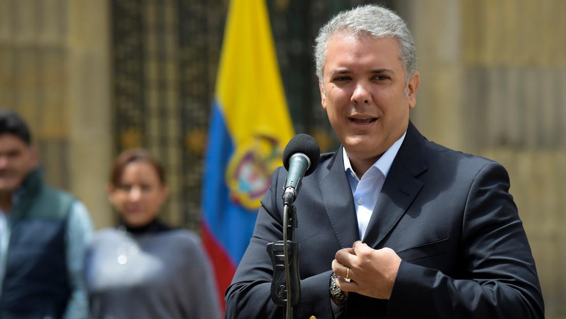 Fiscalía colombiana investigará la presunta compra de votos para la elección de Iván Duque