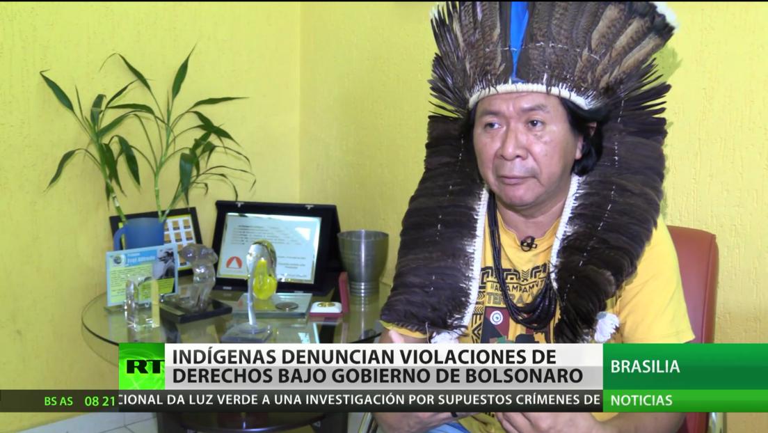 Indígenas denuncian violaciones de derechos humanos bajo el Gobierno de Bolsonaro