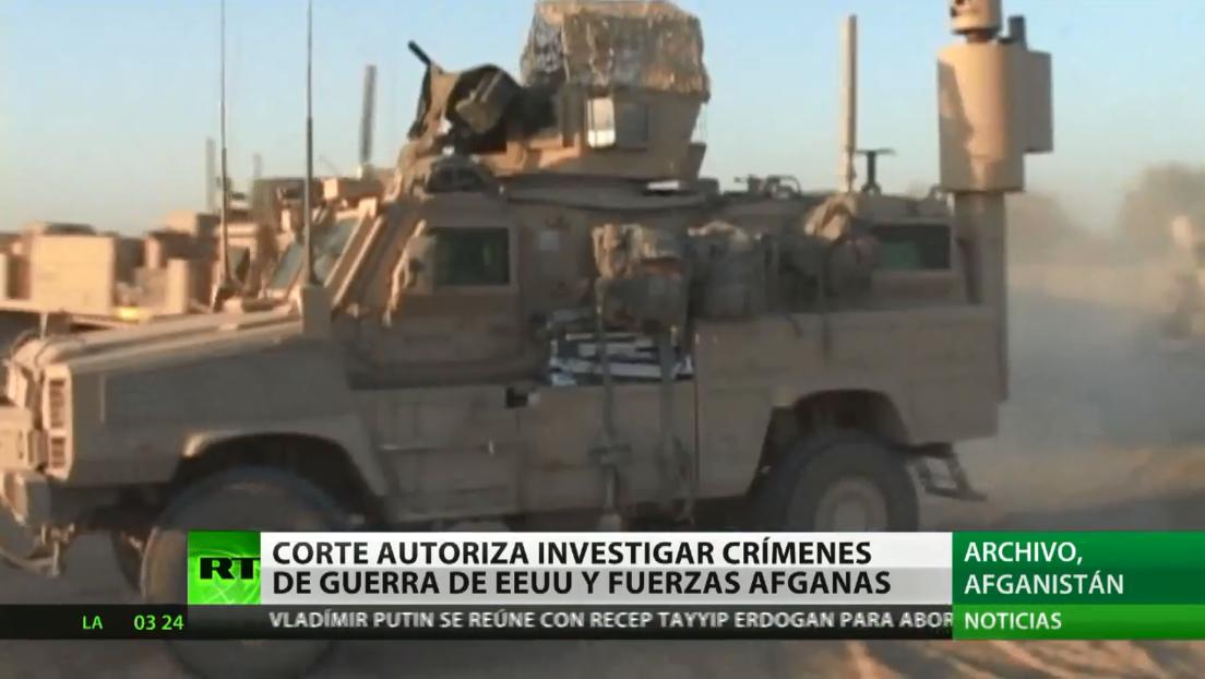 Luz verde a una investigación contra EE.UU. por crímenes de guerra en Afganistán