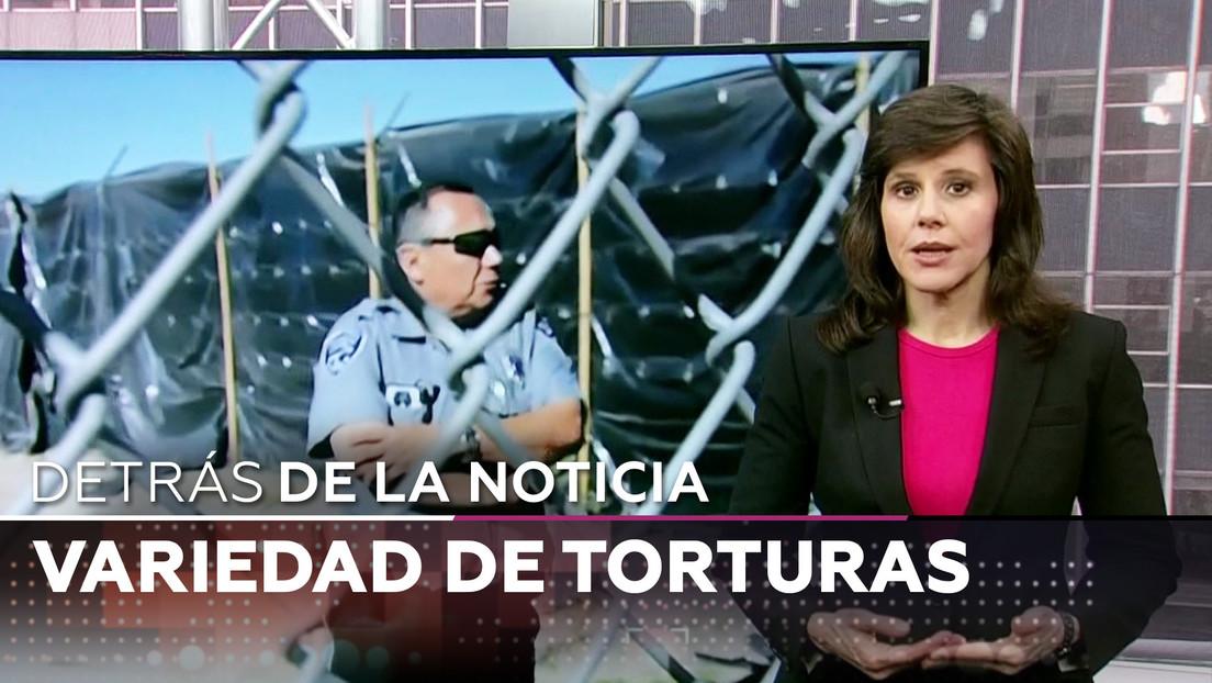 Variedad de torturas
