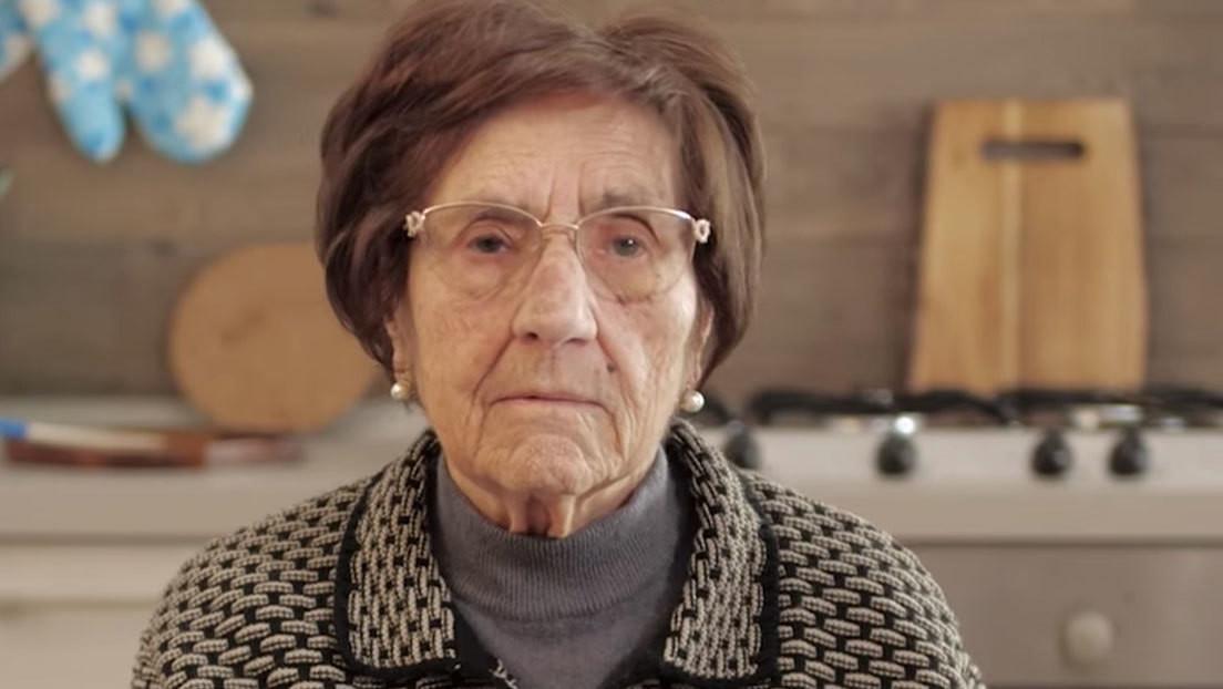"""""""¡Hacedle caso a la abuela!"""": consejos con amor y humor de una anciana italiana para combatir el coronavirus (VIDEO)"""