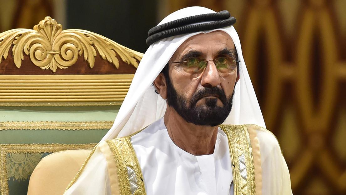 El primer ministro de EAU secuestró a sus dos hijas y amenazó a su exmujer