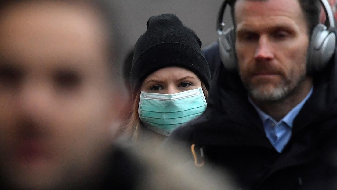 Reino Unido confirma la primera muerte en el país por coronavirus